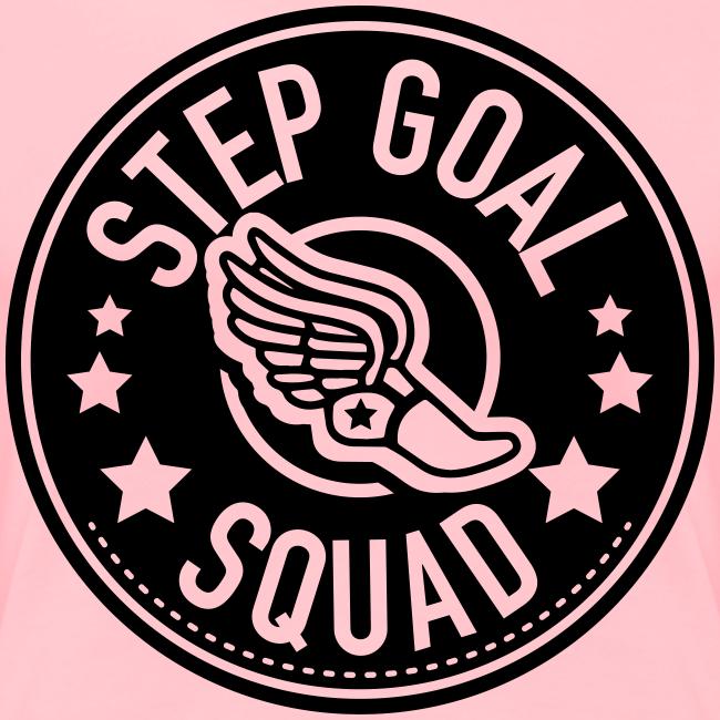 Step Goal Squad #1 Design - Plus Sized
