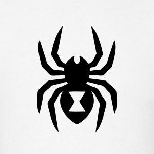 Spider Silhouette T-Shirts - Men's T-Shirt