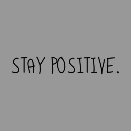shon-stay positive-black