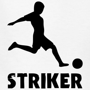 Soccer Striker Kids' Shirts - Kids' T-Shirt
