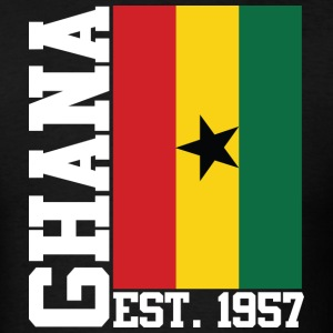 Ghana Independence Day T-Shirt - Men's T-Shirt