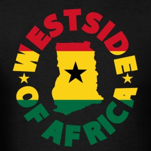 Ghana Westside Of Africa T-Shirt - Men's T-Shirt