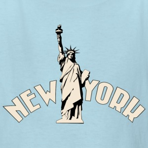 New York Kids' Shirts - Kids' T-Shirt