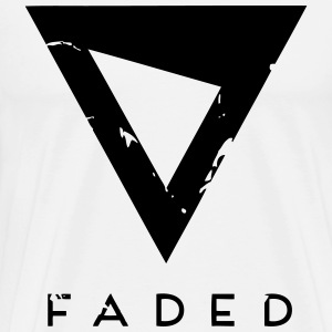 Slaptop Faded - Men's Premium T-Shirt