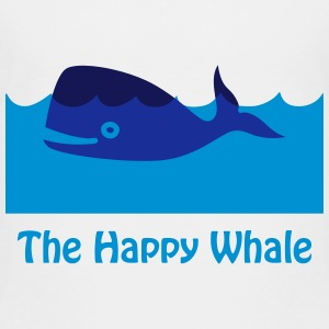 The Happy Whale Baby & Toddler Shirts - Toddler Premium T-Shirt