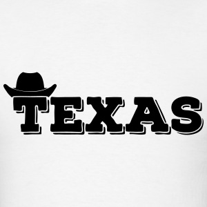 Texas (Hat Design) T-Shirts - Men's T-Shirt
