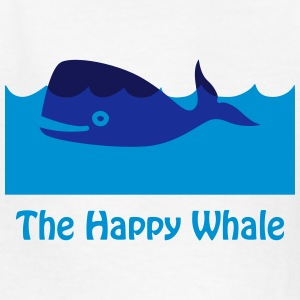 The Happy Whale Kids' Shirts - Kids' T-Shirt