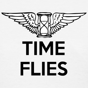 Time Flies T-Shirts - Women's T-Shirt