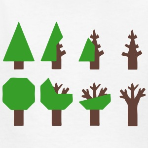 Tree Devolution Kids' Shirts - Kids' T-Shirt