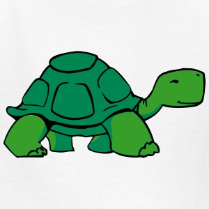 Cool Slow Turtle Bro Kids' Shirts - Kids' T-Shirt