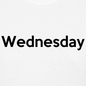 Wednesday T-Shirts - Women's T-Shirt