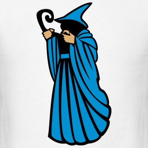 The Floating Wizard T-Shirts - Men's T-Shirt