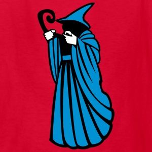 The Floating Wizard Kids' Shirts - Kids' T-Shirt