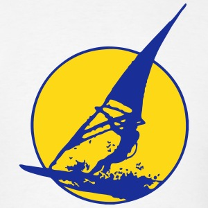 Wind Surfing T-Shirts - Men's T-Shirt