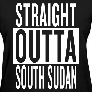 South Sudan T-Shirts - Women's T-Shirt
