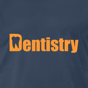 Dentistry (with tooth) - Men's Premium T-Shirt