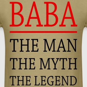 Baba The Legend T-Shirts - Men's T-Shirt
