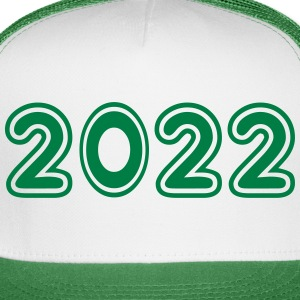2022, Numbers, Year, Year Of Birth Sportswear - Trucker Cap
