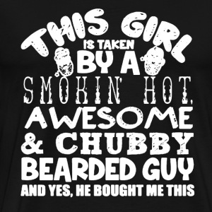 Beared Guy Shirt - Men's Premium T-Shirt