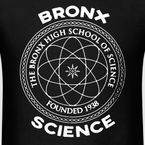 The Bronx Science - Men's T-Shirt
