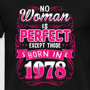 Born In 1978 Shirt - Men's Premium T-Shirt