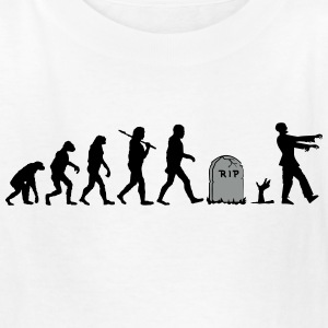 Zombie Evolution Kids' Shirts - Kids' T-Shirt