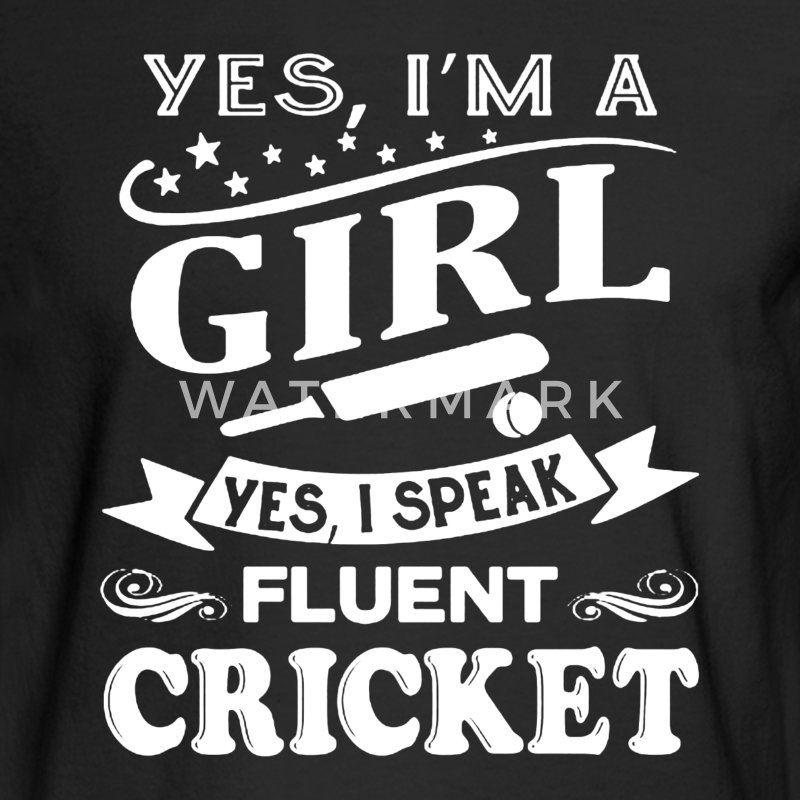 Fluent Cricket Shirt - Men's Long Sleeve T-Shirt