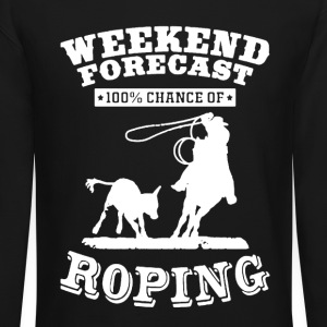 Weekend Forecast Roping - Crewneck Sweatshirt