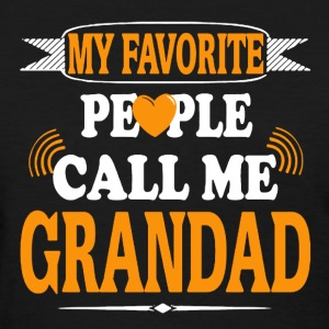 Favorite Grandad Shirt - Women's T-Shirt