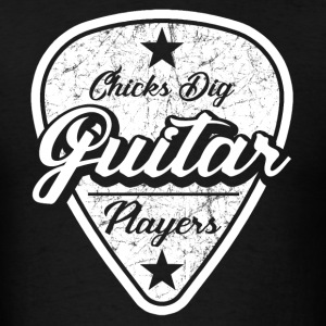 guitar players.png T-Shirts - Men's T-Shirt