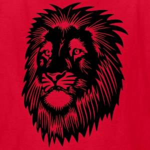 Lion Head Kids' Shirts - Kids' T-Shirt