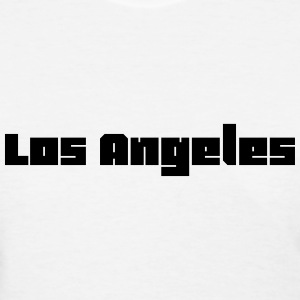 Los Angeles T-Shirts - Women's T-Shirt