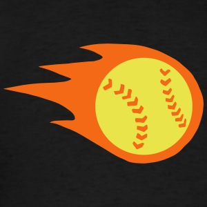 Fastball Baseball Softball T-Shirts - Men's T-Shirt