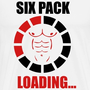 Six pack loading - Men's Premium T-Shirt