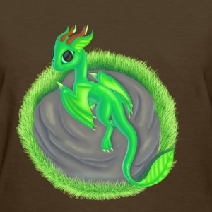 Forest Dragon Womans - Women's T-Shirt