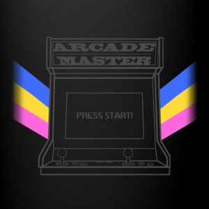 Arcade Master Mug - Full Color Mug