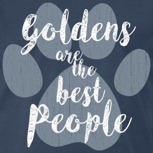 Goldens, the Best People T-Shirts - Men's Premium T-Shirt