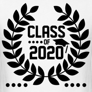 CLASS OF 2020 - Men's T-Shirt