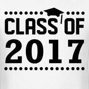 CLASS OF 2017 - Men's T-Shirt