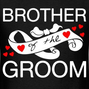 BROTHER OF THE GROOM - Men's T-Shirt