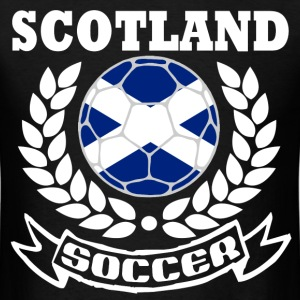SCOTLAND SOCCER TEAM - Men's T-Shirt