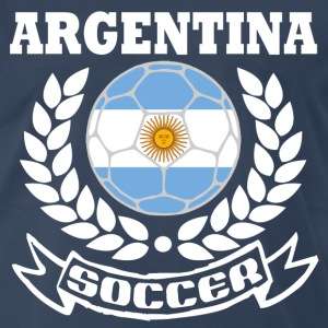 ARGENTINA SOCCER TEAM - Men's Premium T-Shirt