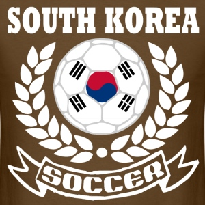 SOUTH KOREA  SOCCER TEAM - Men's T-Shirt