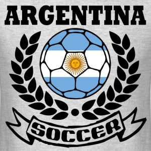 ARGENTINA SOCCER TEAM - Men's T-Shirt