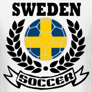 SWEDEN SOCCER TEAM - Men's T-Shirt