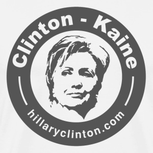 Clinton Kaine 2016 - Men's Premium T-Shirt
