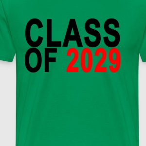 class_of_2029_ - Men's Premium T-Shirt