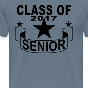 class_of_senior_2017_ - Men's Premium T-Shirt