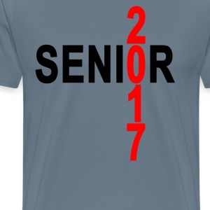senior_2017_ - Men's Premium T-Shirt