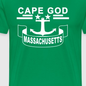 cape_god_massachusetts_ - Men's Premium T-Shirt